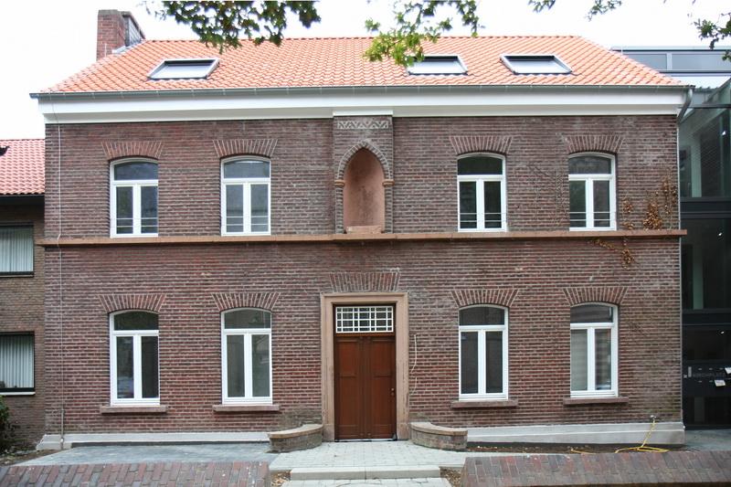 altes Pfarrhaus-Baustelle
