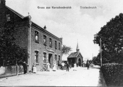 Trietenbroich Gaststätte und Kapelle