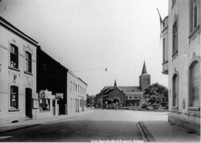 Hindenburgstr_richtung Kirche