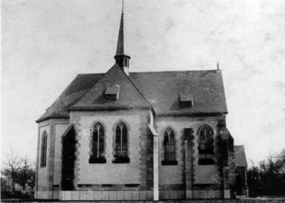 Kirche in Herrenshoff