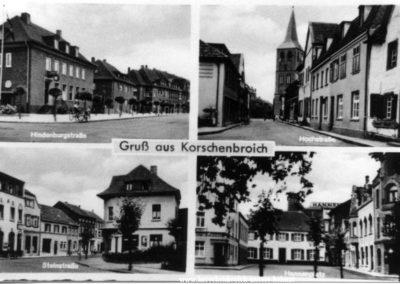 Ansichtskarte Korschenbroich