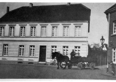 Sebastianusstr ecke Steinstrasse Viehofhaus
