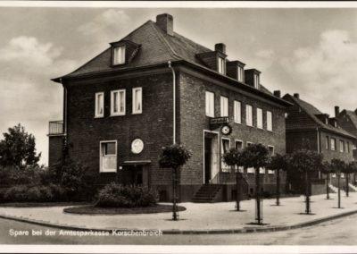 Korschenbroich Hindenburgstr Amtssparkasse