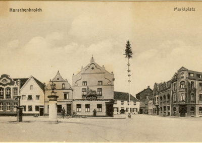 Korschenbroich Markplatz