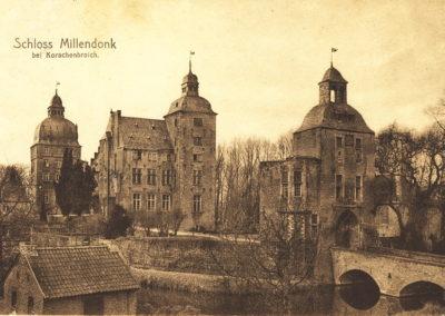 Herrenshoff Schloß Millendonk