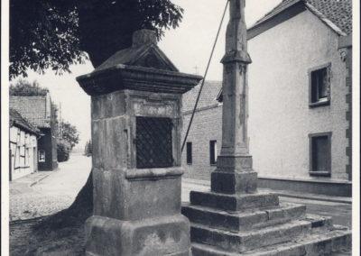 Glehn Hagelkreuz und Fußfall ca. 1987