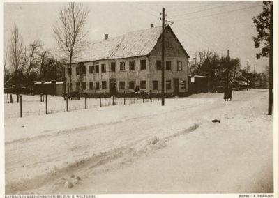 Kleinenbroich Rathaus bis 1939