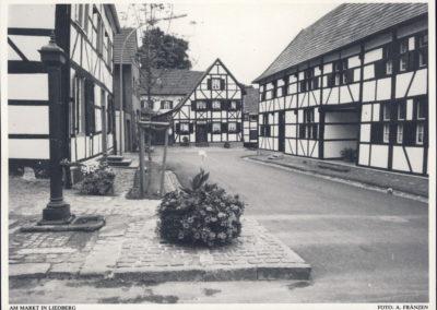 Liedberg Am Markt ca. 1987