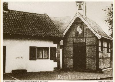 Lüttenglehn Rochuskapelle