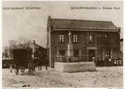Scherfhausen Gaststätte Stappen